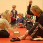 Nieuwe training Rots en Water in Amstedarm-Noord start 15 januari