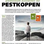 Artikel: Over mijn training voor kwetsbare kinderen en pestkoppen